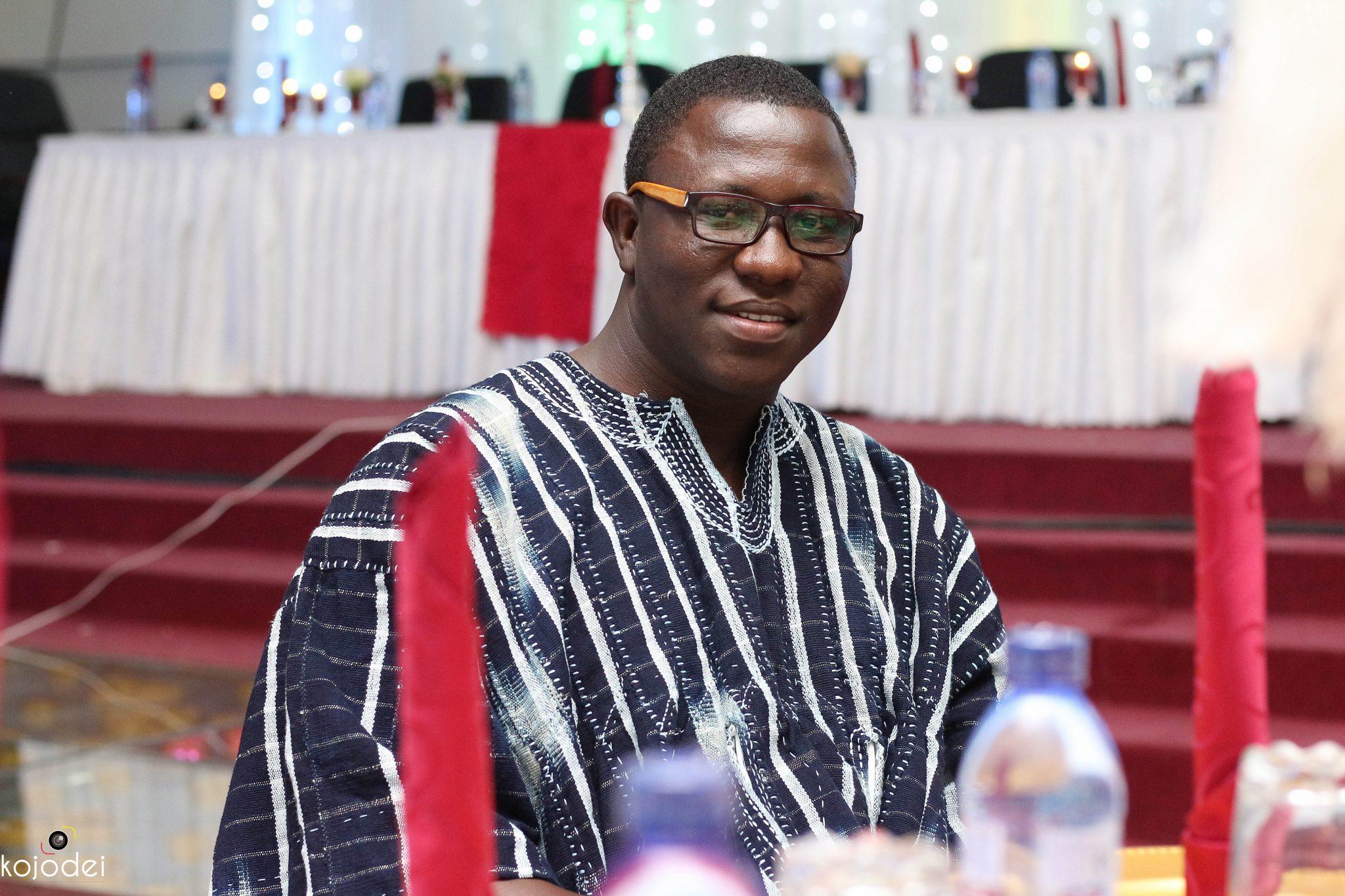 Mr. Benjamen Sundeme PRESIDENT